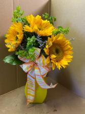 Sunny Days Vased
