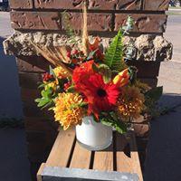 Sunny Fall Day Arrangement