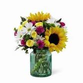Sunny Fields Bouquet