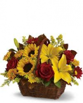 Sunny Harvest Any Occasion Arrangement