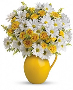 Lasting Gift Of Thanks Teleflora in Springfield, IL | FLOWERS BY MARY LOU INC