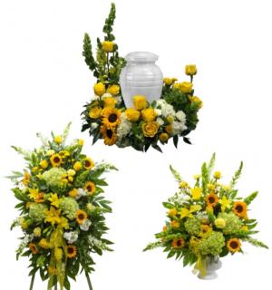 Sunny Love 3 piece set  in Whittier, CA | Rosemantico Flowers