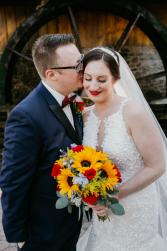 Sunny Love Wedding Bouquet