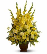 Sunny Memories Floral Arrangement