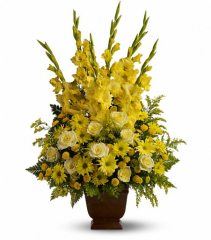 Sunny Memories Floral Arrangement