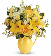 Sunny Outlook Floral Bouquet
