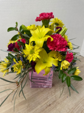 Sunny Reflections Arrangement