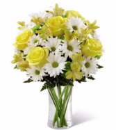 Sunny Sentiments Bouquet by FTD