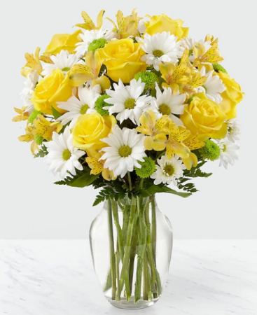 Sunny Sentiments Bouquet of Flowers