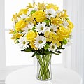 Sunny Sentiments Bouquet Send Some Sunshine!