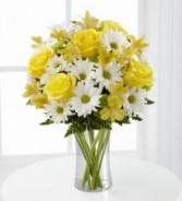 Sunny Sentiments Fresh Spring Flowers
