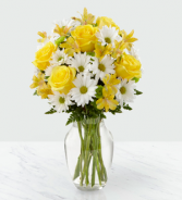 Sunny Sentiments  Vase arrangement