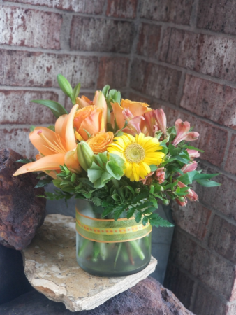 Sunny Siesta Mixed Bouquet