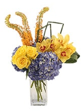 Sunny Skies Arrangement in Berkley, Michigan | DYNASTY FLOWERS & GIFTS