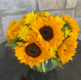 Sunny Smiles  in Highland, Utah | The Painted Daisy Florist