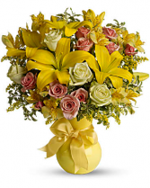 Sunny Smiles  in Apex, North Carolina | RTP Fresh Flowers