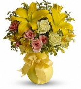 Sunny Smiles Floral Bouquet