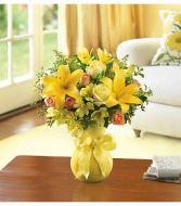 Sunny Smiles BB42-1C Fresh vase