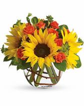 Sunny Sunflowers Bouquet