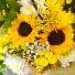 Sunny Sunflowers Bouquet Cut Flower Bouquet