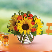 Sunny Sunflowers Get Well / All Occasions
