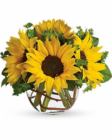 "Sunny Sunflowers T152-2 12""(w) x 10""(h)"