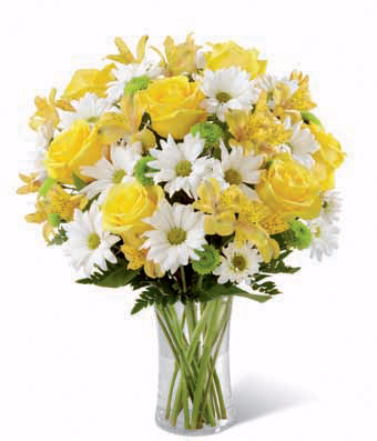 Sunny Thoughts Bouquet get well