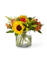 Sunnycrisp Bouquet Flower Arrangement