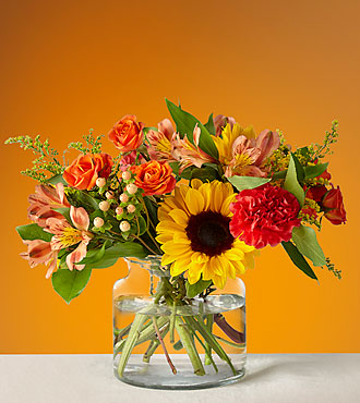 Sunnycrisp Vased Arrangement