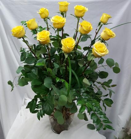 SunRays By the Dozen Fresh Floral Design