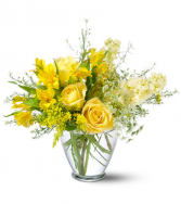 Sunrise Floral Arrangement