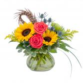 Sunrise Harvest Arrangement