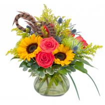 Sunrise Harvest Bounty Arrangement