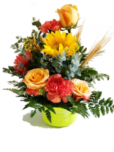 Sunrise Mothers Day Bouquet