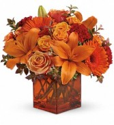 Sunrise Sunset Vase Arrangement