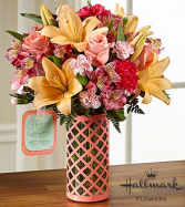 Sunrise Surprist Floral Arrangement