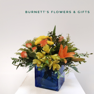 Sunset ocean  in Kelowna, BC | Burnett's Florist