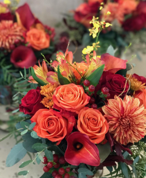 Sunset Romance  in Newport, ME | Blooming Barn Florist Gifts & Home Decor
