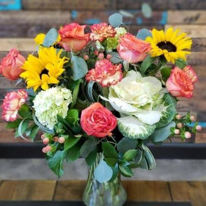 Sunset Season Flowers for All Occasions