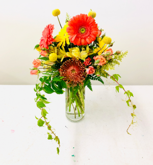 Sunshine and Happiness  Spring / Summer Florals  in New Bern, NC   Tildy Floral Designs