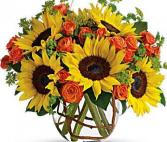 Sunshine and smile Bouquet