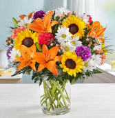 Sunshine Blooms Arrangement