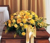 SUNSHINE CASKET FLOWERS
