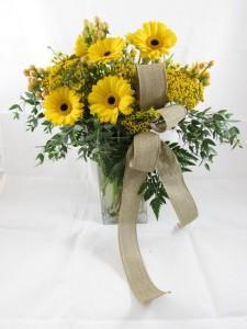 Sunshine Cheer Fitzgerald Flowers Original Design