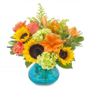Sunshine Day Floral Arrangement