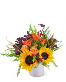 Sunshine Day Flower Arrangement