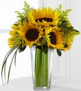 Sunshine Daydream™ Bouquet Flower Arrangement