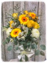 SUNSHINE DREAMS Summer Flowers