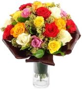 SUNSHINE ROSES BOUQUET