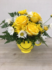 Sunshine Smiles Arrangement